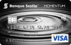 Carte Visa Momentum Scotia