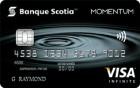 Banque Scotia Momentum Visa Infinite